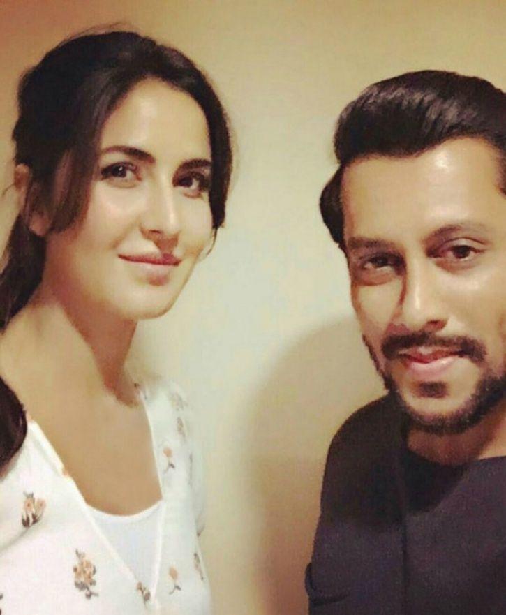 Katrina and Salman