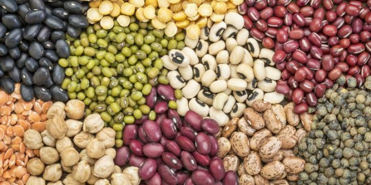 Apart form the high amount of fibre and protein they possess legumes are not high energy density foods, which help promote weight loss. Studies have also shown that a good dose of legumes can be more satiating than carbohydrates like pasta or bread