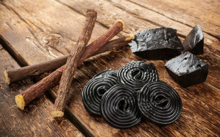 Licorice is known to for its ability to cure respiratory issues since ancient times as it is one the best known natural remedies to cure a cold or sore throat.