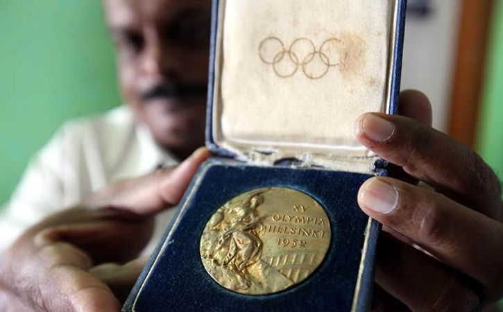 India First Gold Medal