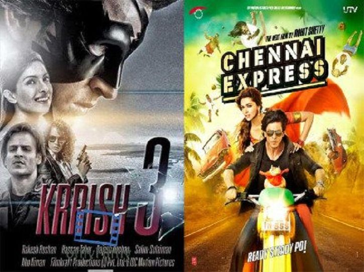 Bollywood movies of 2013