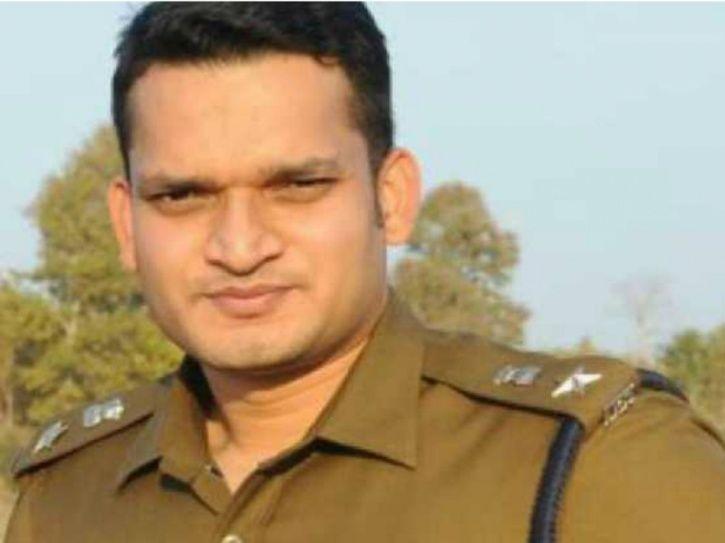 Officer Gaurav Tiwari