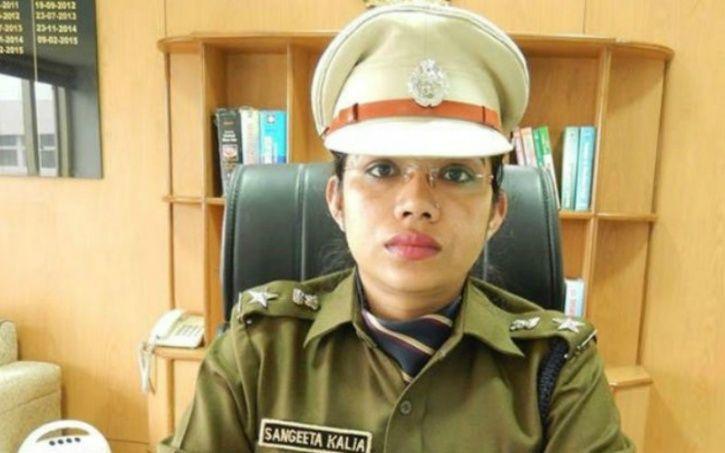 Officer Sangeeta Kalia