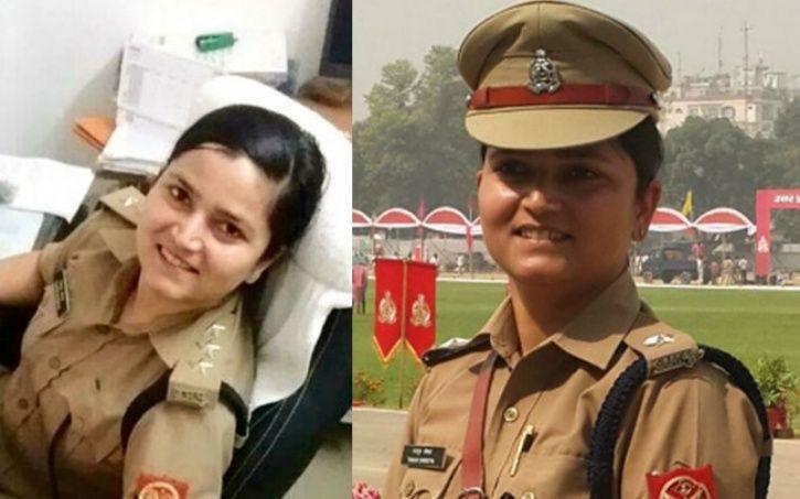 Officer Shreshtha Thakur