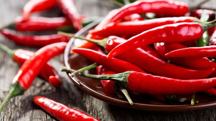 The hotter your peppers the more likely they are to boost your metabolism and give you a burst of endorphins getting your blood flowing to all the important regions
