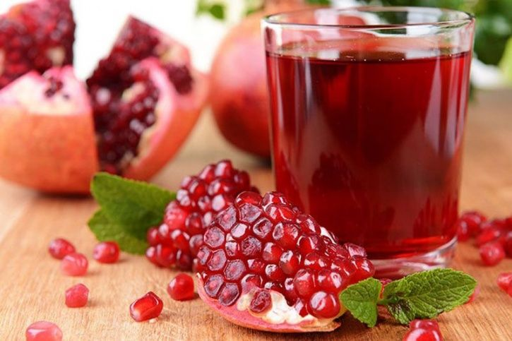 A study published in the International Journal Of Impotence Research claims that pomegranate juices with all its antioxidants supports blood flow; thereby positively impacting your erection