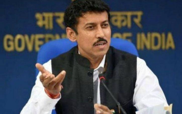 Rajyavardhan Sing Rathore