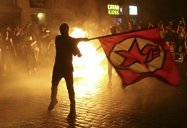 G20 hamburg protests