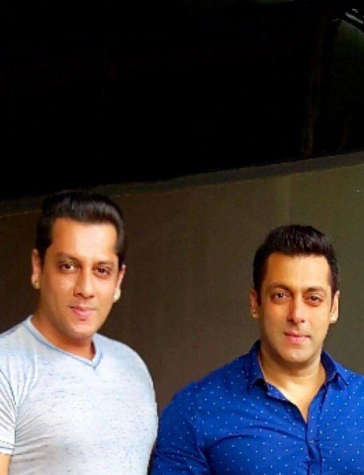 Salman and Parvez