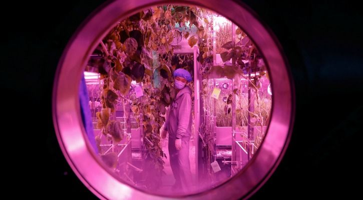 China Is Locking Four Students Inside A Space Station Simulator For 200 Days Where Everything Is Recycled