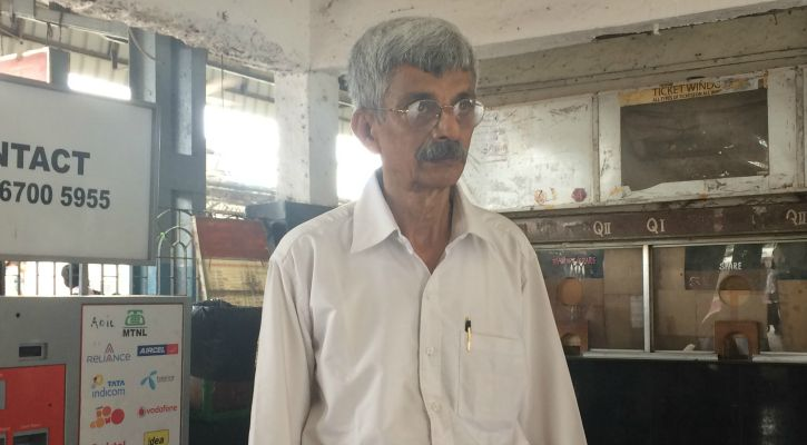 Dr. Kamat survived the blasts and has continued his practise at home