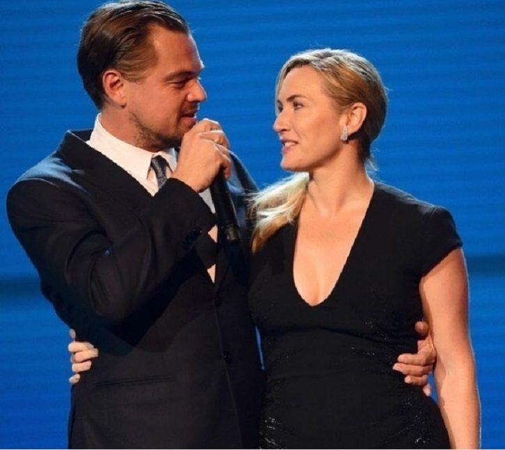 Kate Winself, Leonardo DiCaprio