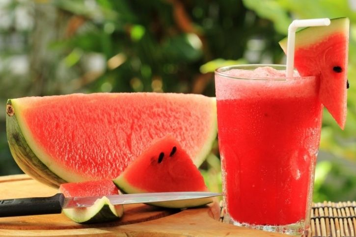 With more lycopenes than tomatoes, watermelons rivals Viagra in its ability to relax your blood vessels and improve blood circulation in your nethers
