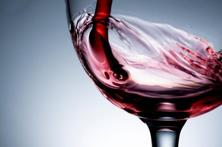 Red wine doesn't just help relax you by relaxing your arteries and increasing your blood flow to your genitals, but it also helps increase the testosterone floating around in your blood