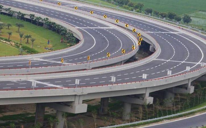 Agra-Lucknow expressway