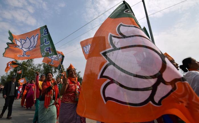 Meghalaya BJP Leader