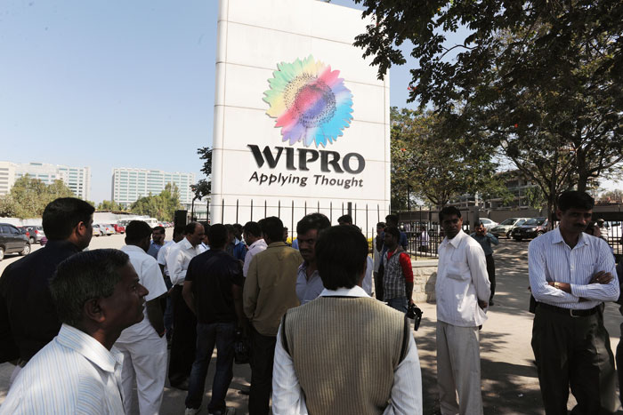 Biological Attack Wipro