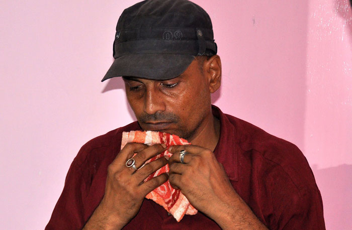 Bihar Topper Ganesh Kumar