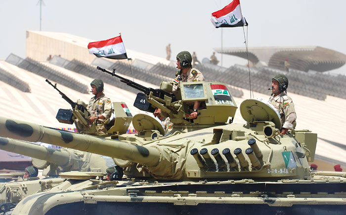 Iraqi Pro-Government Militias