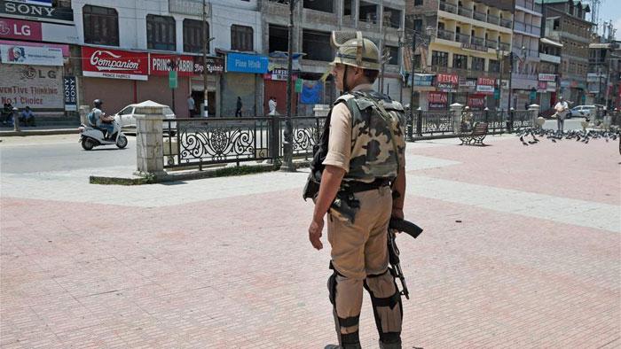 ATM Cash Stolen Srinagar