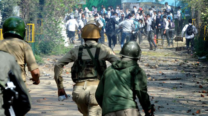 Bedroom Jehadis in Kashmir