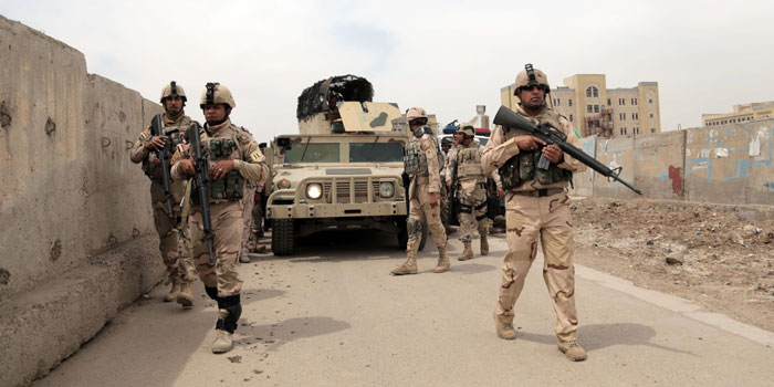 Iraqi pro government