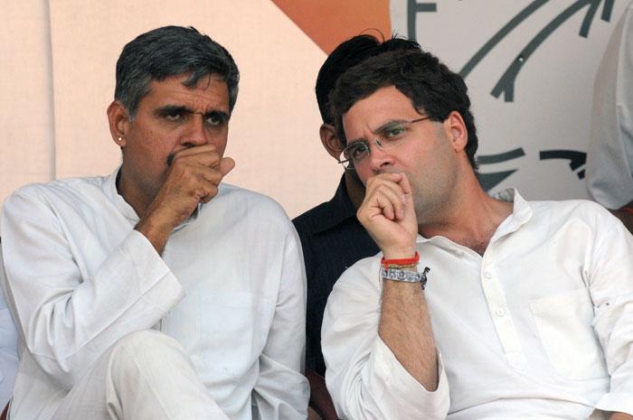 Congress MP Sandeep Dikshit