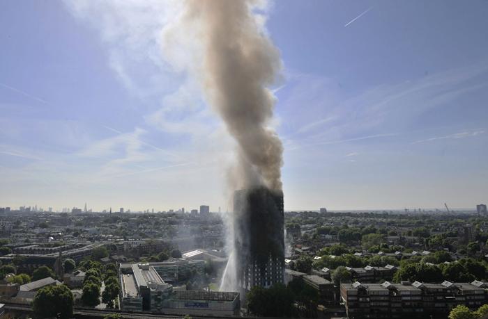 London Tower Fire