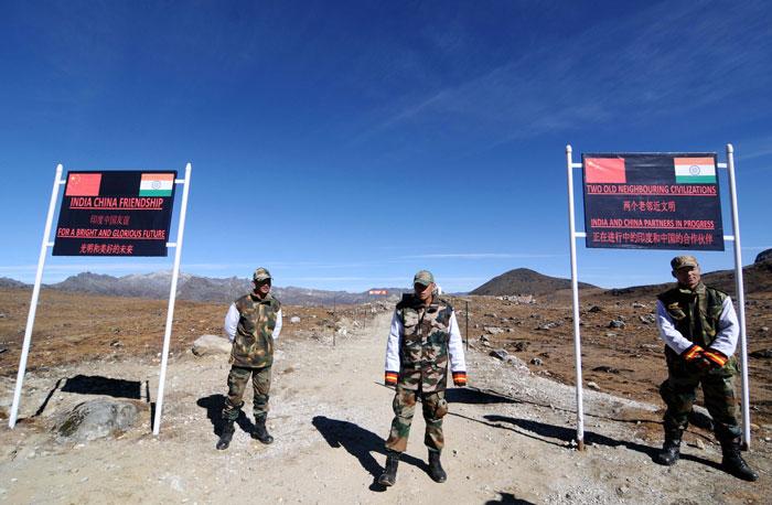 Indian Border Guards