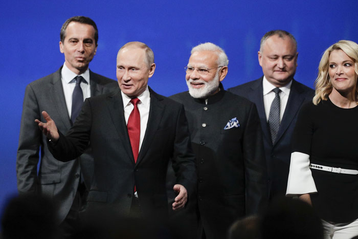 PM Narendra Modi Paris