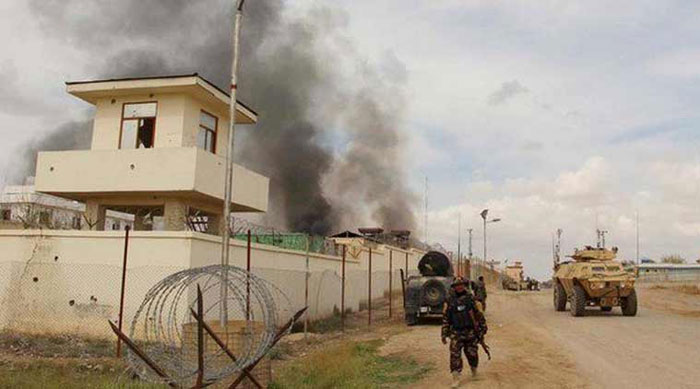 Taliban Attack Dam In Afghanistan