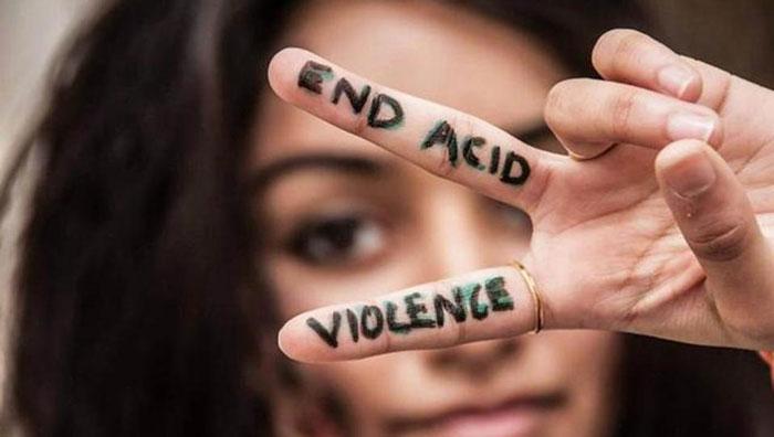 acid attack survivors