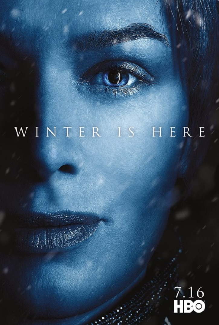 Game of thrones new character posters