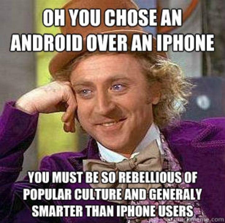 15 iPhone Memes That Sum Up Everyone\u0027s Love Hate