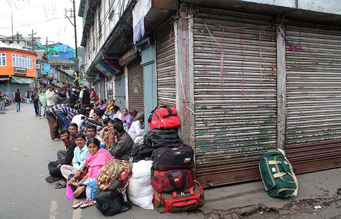 Darjeeling Tourist