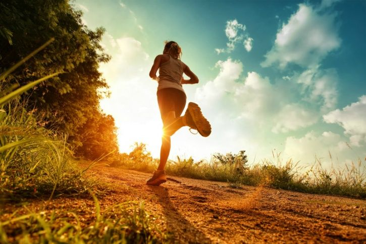 Other benefits of running