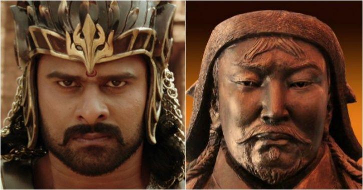 Gengis Khan, Baahubali