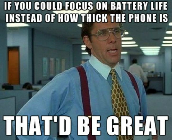 iPhone battery woes