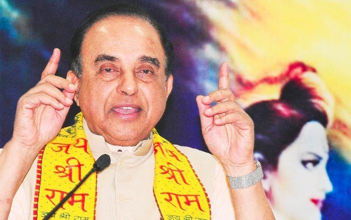 Subramanian Swamy Calls Rajinikanth