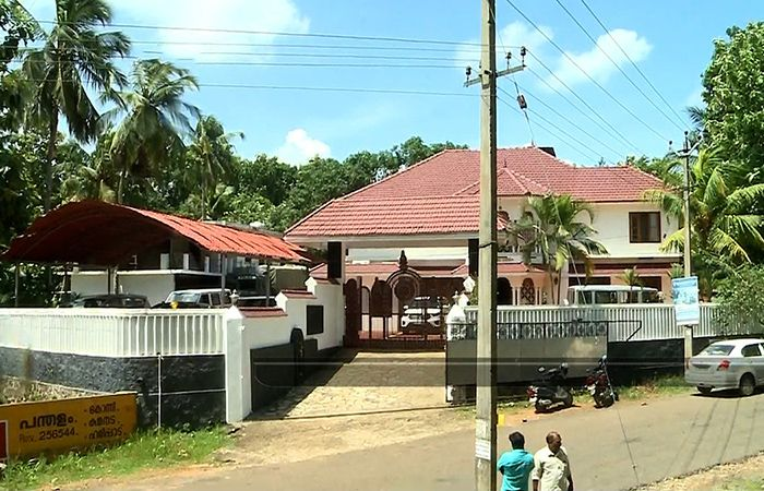 MKR Pillai House