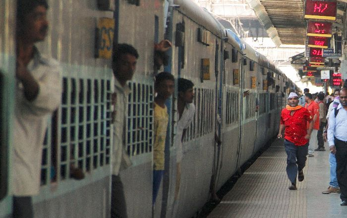 Men Returning From Delhi After Eid Shopping Attacked On Train Over Beef Rumors