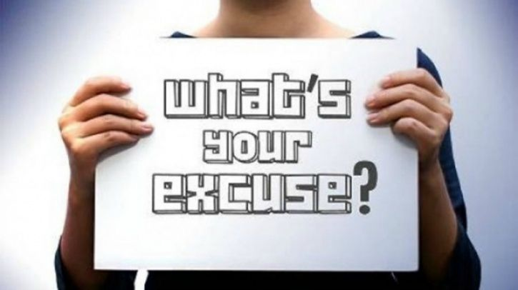 Excuses don't only become roadblocks in our lives, but also self-limiting beliefs that limit us from setting a clear path to our goals