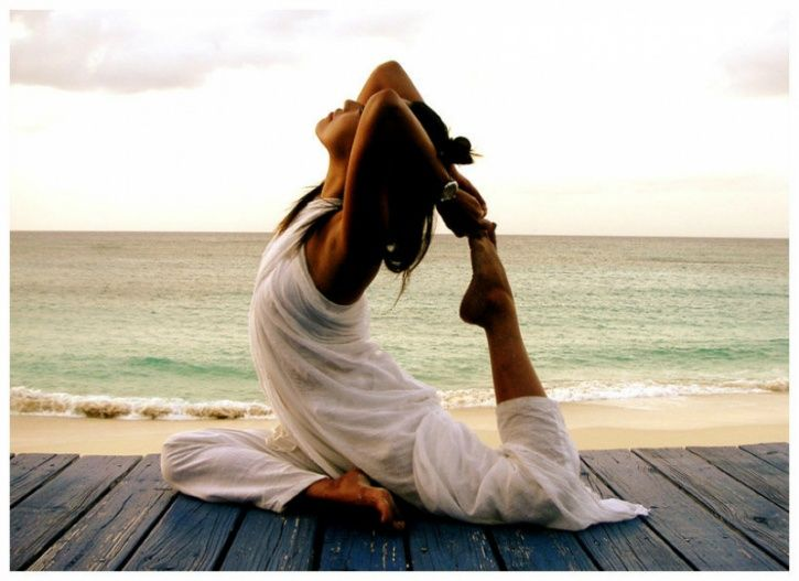 a recent study published in the Annals of Internal Medicine states that chronic lower back pain is equally likely to improve with yoga classes as with physical therapy