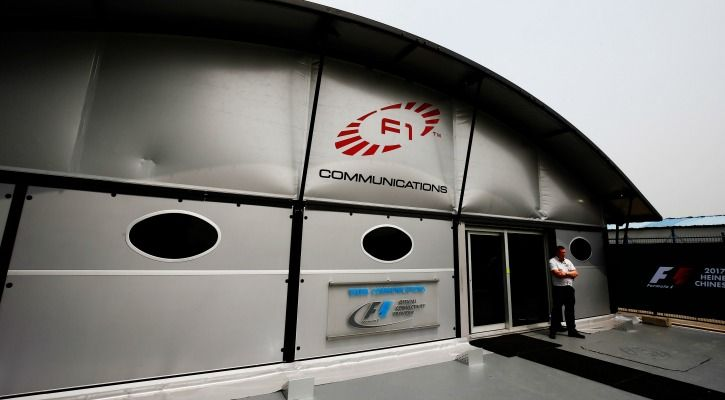 F1 communications centre managed by Tata Communications