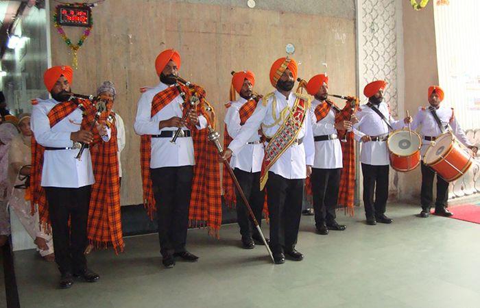 Pipe Band Punjab
