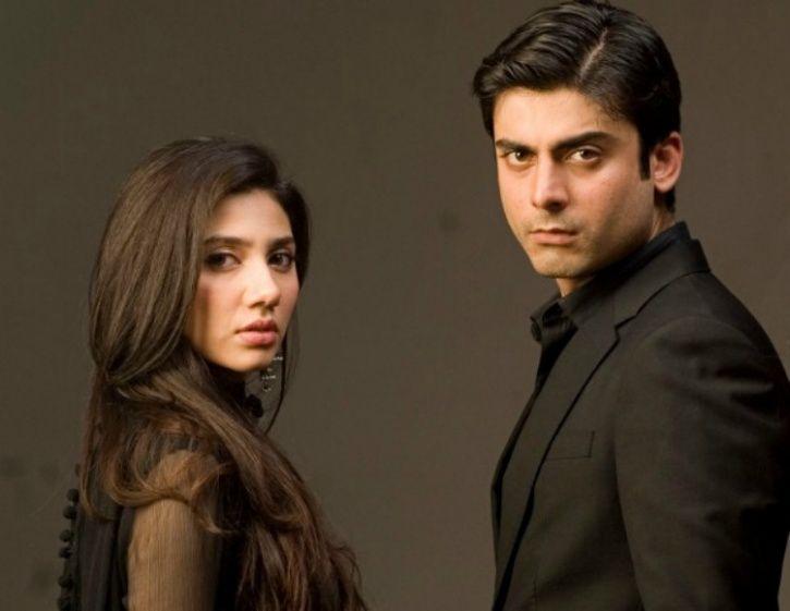 Fawad and Mahira Khan