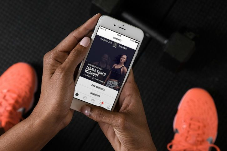 Let your phone guide you through your workouts