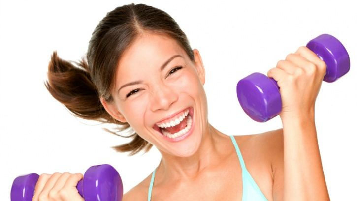 One 30-minute bout of exercise is all it takes to make women feel stronger and thinner! The study also found that the positive effect lasts well beyond the activity itself, which may be good news for women concerned about their body image