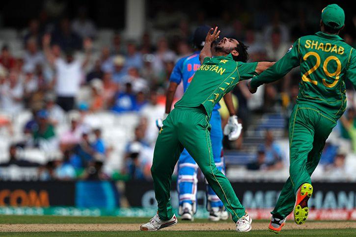 India Pakistan champions trophy