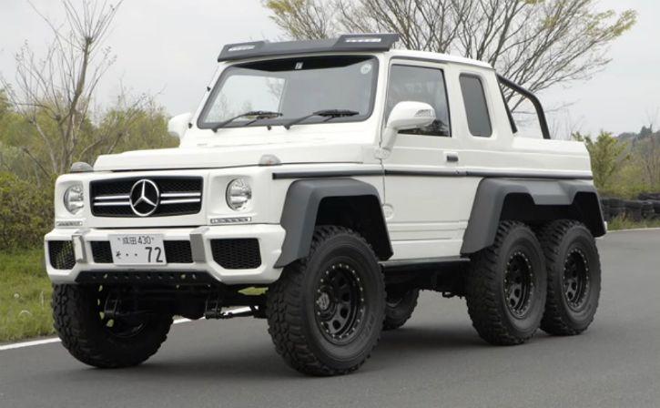 Mercedes G63 Clone